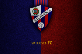 Huesca pertama kali promosi ke Liga Spanyol