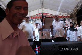 Deklarasi Jokowi Dua Periode