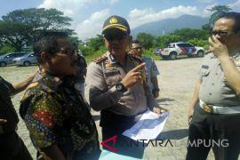 Jasa Raharja-Korlantas survei lokasi pos pelayanan