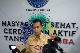 BNNP Lampung periksa buku tabungan dana narkoba