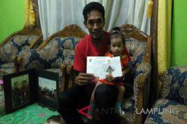 Pegiat literasi Lampung terima selamat lebaran presiden
