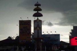 Cuaca di Lampung cerah berawan-hujan ringan