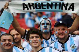 Pelatih Argentina : Jangan salahkan tim, salahkan saya