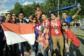 Penggemar Ronaldo asal Indonesia senang