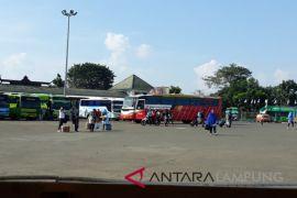 Jumlah penumpang di Terminal Rajabasa naik 20 persen