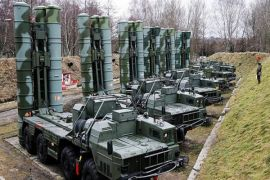 Beli rudal S-400, AS jatuhkan sanksi kepada China