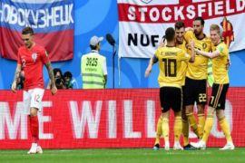 Belgia menangi pertandingan perebutan peringkat ketiga