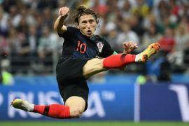 Daftar pemain dan tim terbaik Piala Dunia 2018