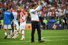 Zlatko Dalic: Anda semestinya bangga meski kalah