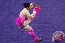 Lindswell, the Queen of Wushu Asia