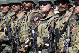 100 prajurit elit Afghanistan hilang dalam pertempuran sengit