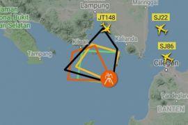 Gunung Anak Krakatau Erupsi Lagi