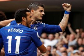 Derby London Chelsea menang 3-2 atas Arsenal