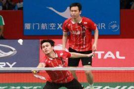 Hendra/Ahsan melangkah ke semifinal Hong Kong Terbuka
