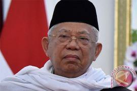 Ma'ruf Amin mengaku didukung habaib