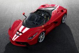 Semua mobil Ferrari gunakan mesin hibrida-listrik tahun 2022
