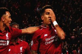 Firmino pastikan kemenangan Liverpool atas PSG