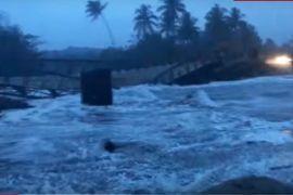 Lampung berpeluang hadapi gelombang tinggi-angin kencang