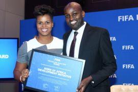 Hodi menangkan FIFA Award 2018