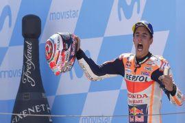 Marques juarai MotoGP Aragon