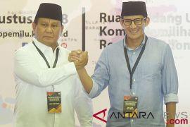 Prabowo-Sandiaga akan berikan biaya kesehatan terjangkau