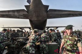 TNI dan Tentara Malaysia perkuat pengamanan perbatasan