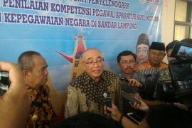 Kepala  BKN resmikan kantor UPT