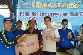 Relawan Lampung ditempatkan di Kabupaten Sigi