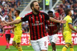 Higuaian mengaku didepak Juventus