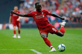 Keita pemain ketiga Liverpool alami cedera di kualifikasi Piala Afrika