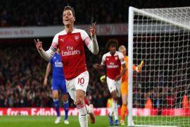 Arsenal balikkan keadaan taklukkan Leicester