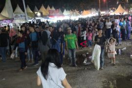 Dari tiket Lampung Fair bisa raih Rp250 juta per malam