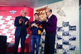 Dani Pedrosa mendapat gelar legenda MotoGP