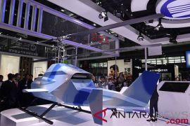 Drone China pukau pengunjung pameran