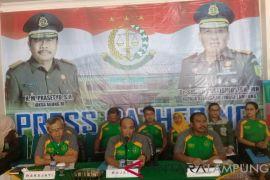 Kajati Lampung Tangani 2.081 Perkara Narkoba Selama 2018