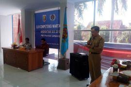 PWI Lampung Gelar UKW Angkatan XIX