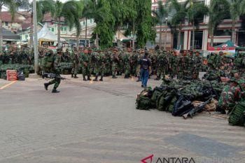 Latihan Gabungan TNI