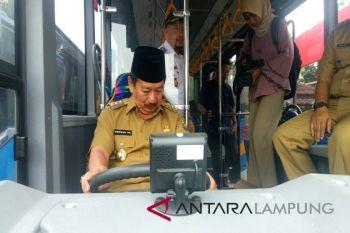 Wali Kota cek bus bantuan Kemenhub
