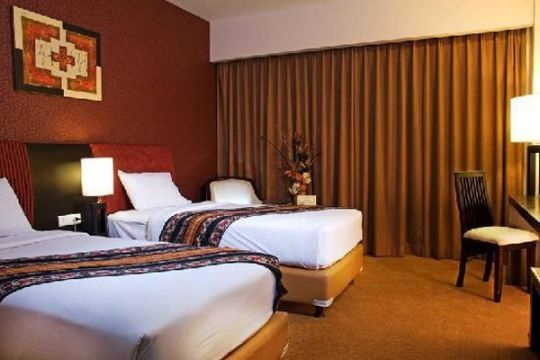 Turun tingkat hunian kamar hotel di Bandarlampung