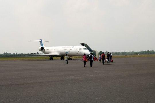 Bandara Radin Inten Lampung makin padat