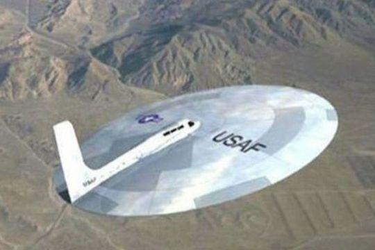 AS Tetap Lanjutkan Program Rahasia UFO ?