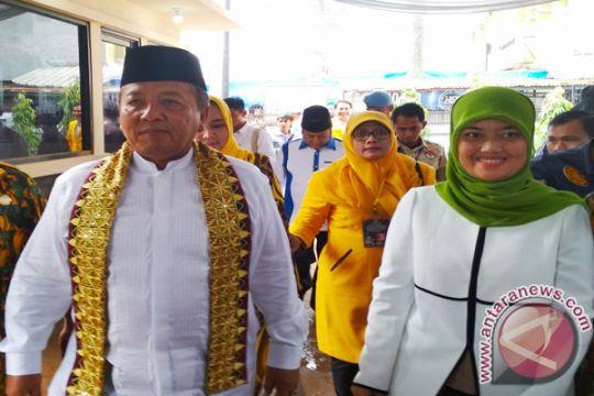Warga penuhi rapat pleno Gubernur Lampung