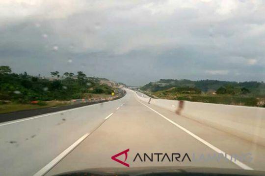 Tol Bakauheni-Kota Baru Lampung Siap Digunakan