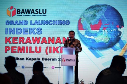 Perkembangan demokrasi di Lampung termasuk baik