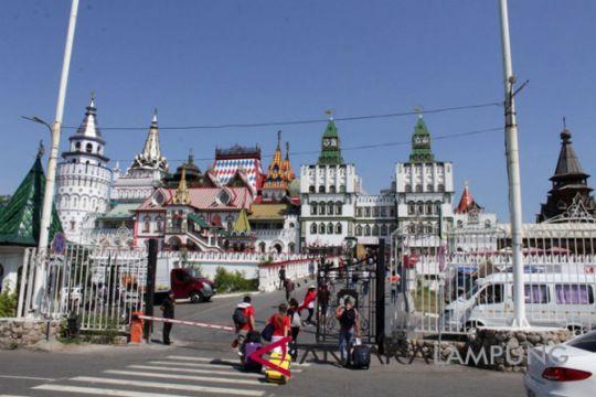 Berburu barang murah di Izmailovo Rusia