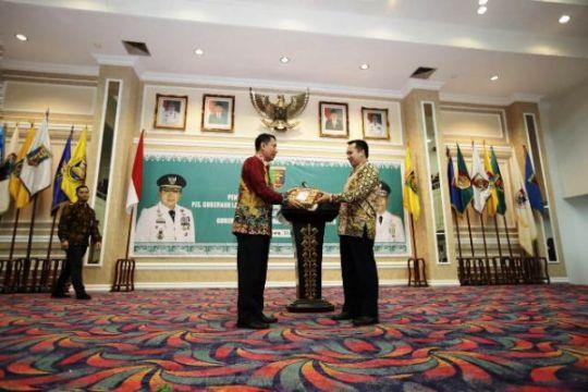 Ridho-Bachtiar Aktif Kembali Gubernur-Wagub Lampung