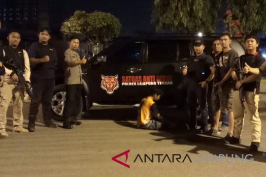 Polres Lampung Tengah ultimatum pelaku kejahatan jalanan
