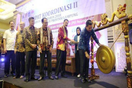 641 Mahasiswa ikuti KKN Kebangsaan di Lampung