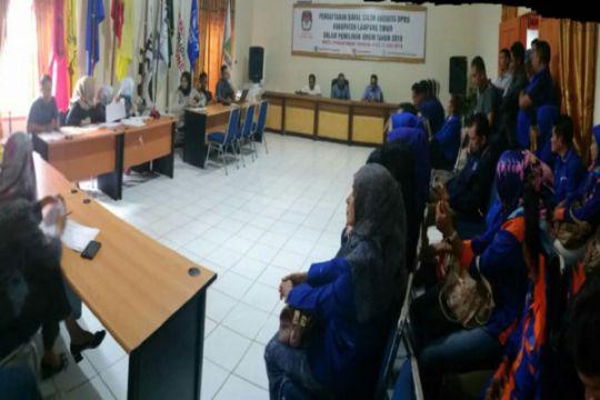 Nasdem Lampung Timur daftarkan 50 bacaleg