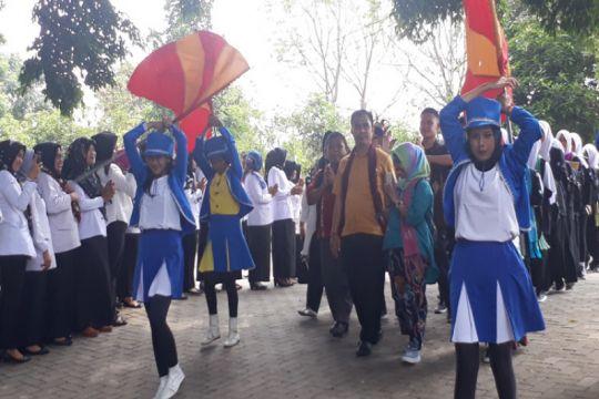 SMN Gorontalo disambut meriah di Bandarlampung